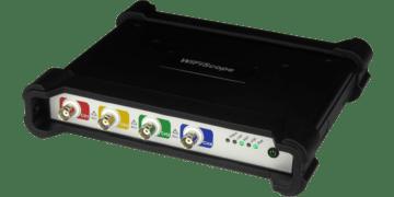 Automotive Test Scope ATS605004DW-XMS