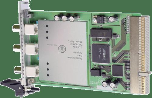TE6100: 2-kanaals PXI-oscilloscoop