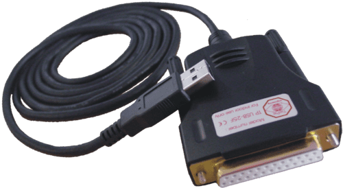 USB to Parallel adapter