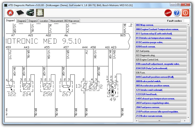 How To Read Auto Wiring Diagram Symbols