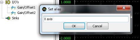 Enter alias