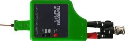 Temperature adapter