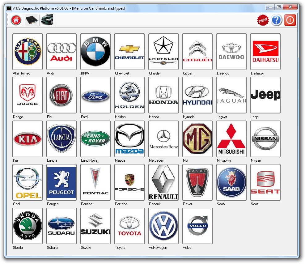 Select Brand Model And Engine Type Get Access To A Wealth Of Information On That Specific Car Including Detailed Component Electrical