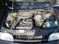 Ford Fiesta 1.3 L J6B 4 Petrol FORD CFI EEC-IV