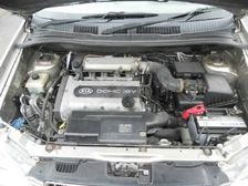 Kia Carens 1.6 L A6 4 Petrol Bosch Motronic 7.9.1