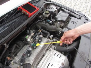 Measuring on a working COP ignition